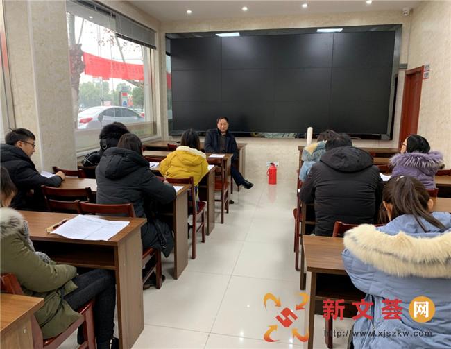 南京六合竹鎮鎮積極開展便民服務工作作風專題活動