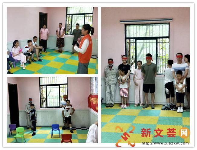 南京江寧谷里街道向陽社區:濃情六月天  感恩