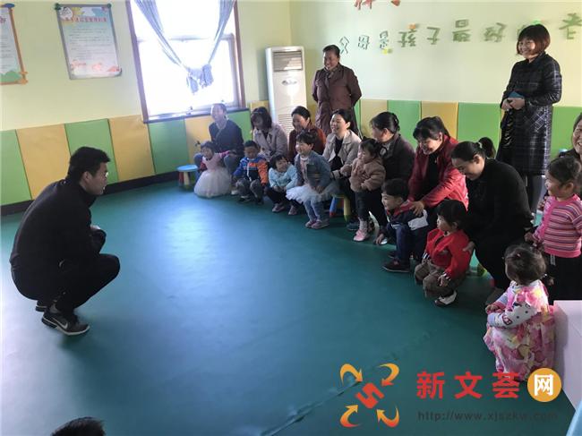 新时代文明实践|南京江宁高庄社区开展0-3岁