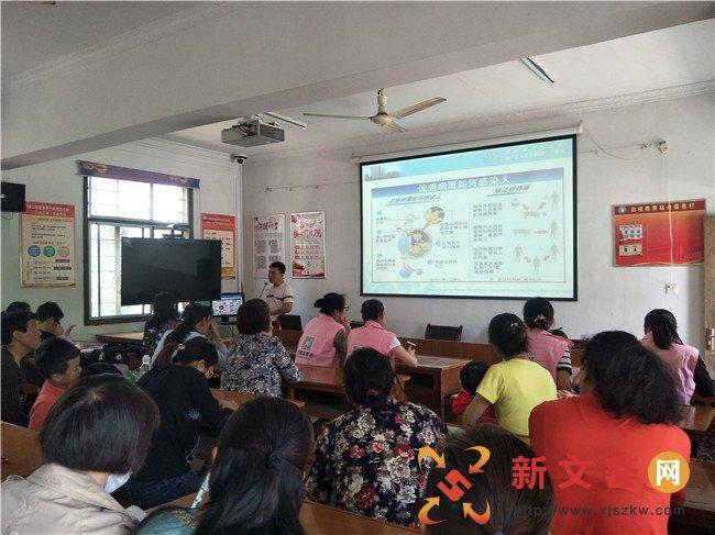 """新时代文明实践:南京江宁黄桥社区开展""""5.29"""