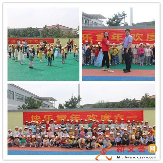 新时代文明实践|南京江宁索墅社区幼儿园欢