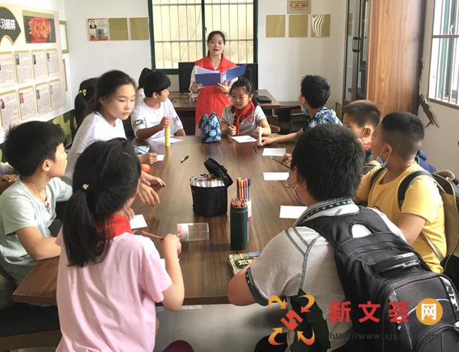 普法教育|南京江寧荊劉村開展防校園欺凌活