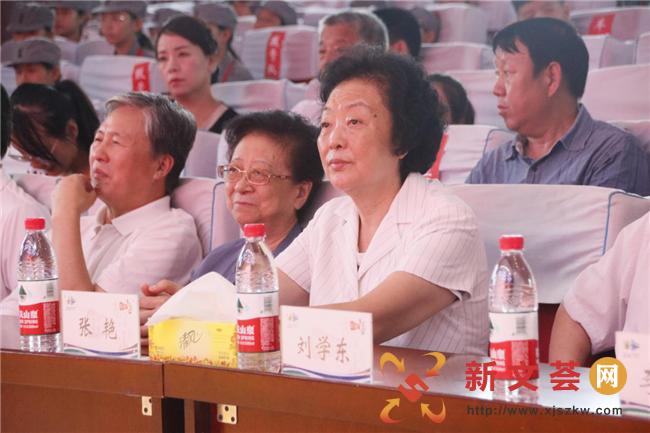 江苏省关工委领导到盱眙县调研