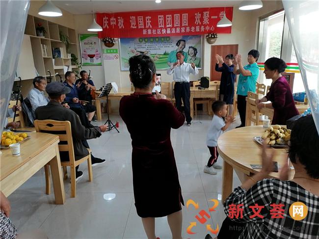 """南京市六合区龙池街道开展 """"我们的节日・中秋""""主题活动"""