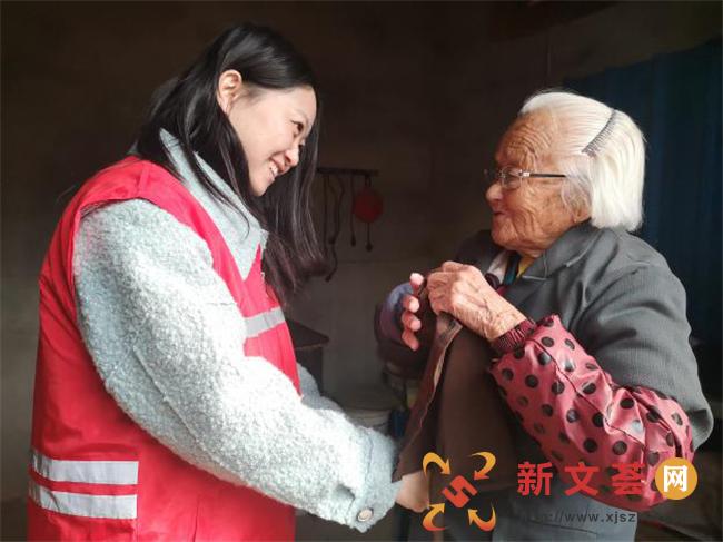 新时代文明实践|南京江宁谷里街道荆刘村:情暖重阳 爱老敬老