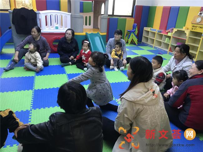 南京江宁湖熟街道万安村开展亲子课堂活动