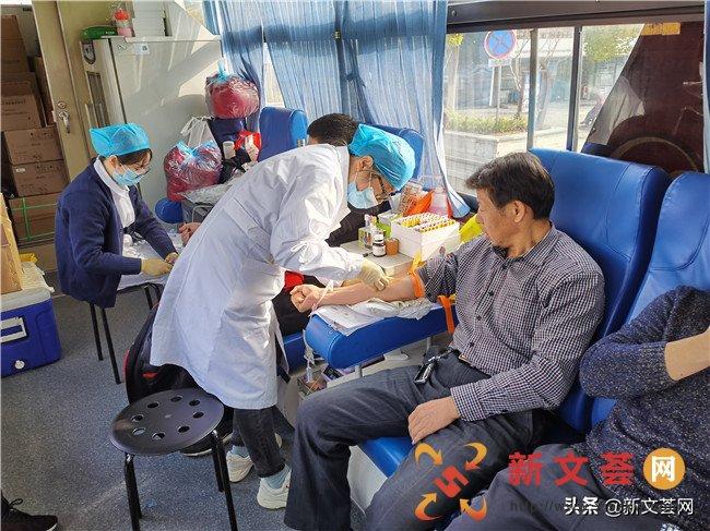 南京江宁汤山街道青林社区:无偿献血始于心,博爱厚德践于行