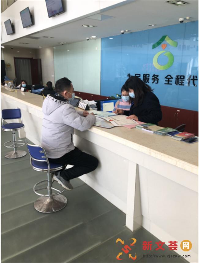 南京六合雄州街道:为民服务就近办 百姓满意连点赞