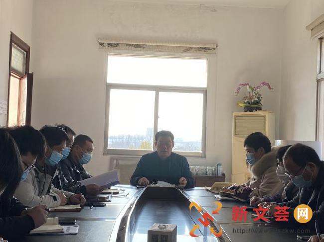 南京江宁谷里街道向阳社区:新春工作大部署  开启新年新征程