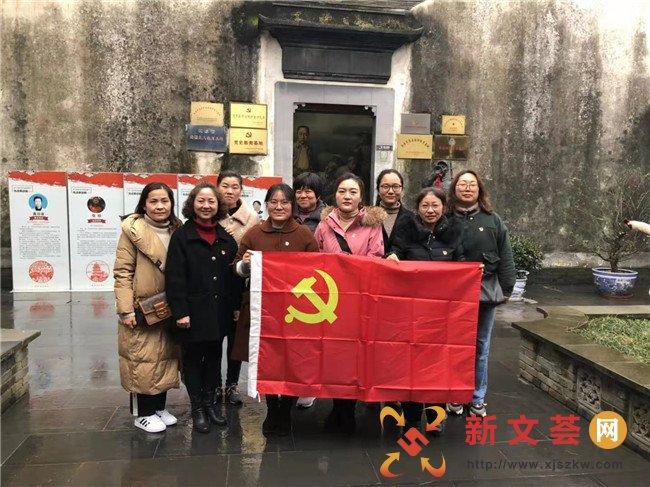 南京江宁汤山街道汤山社区:巾帼忆往追昔  寻访红色记忆