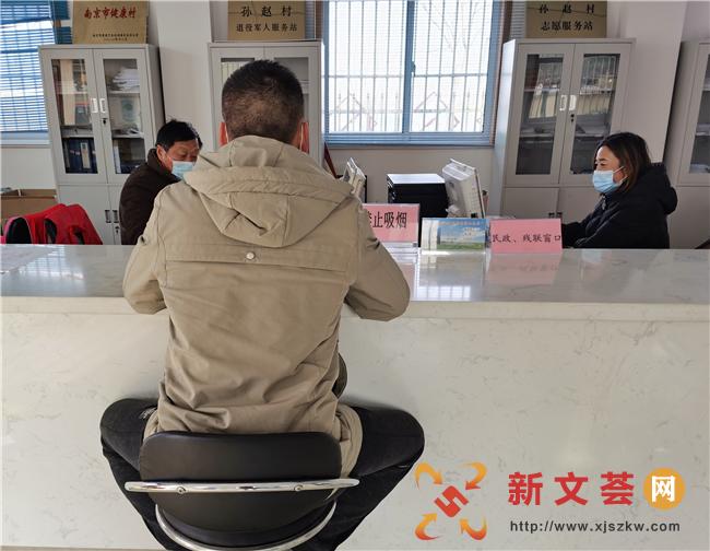 """南京六合龙袍街道:便民大厅打造升级  实现服务群众""""零距离"""""""