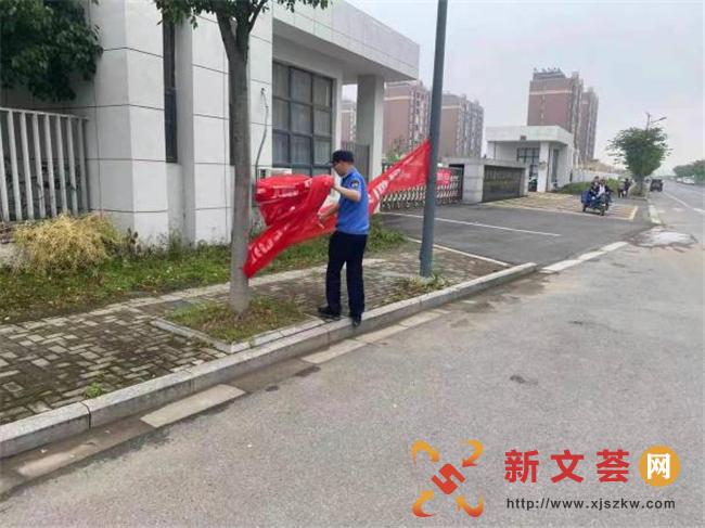 南京溧水白马城管中队:暴风雨后的守护