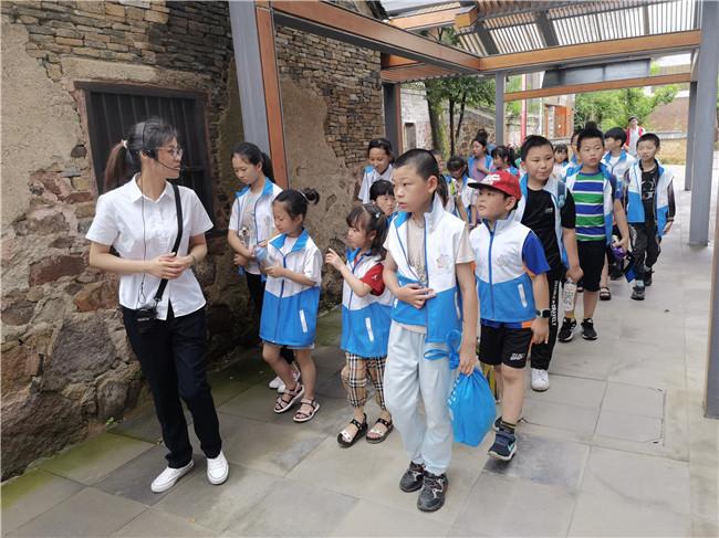 走一次长征路|南京江宁谷里街道向阳社区党史学习走深走实