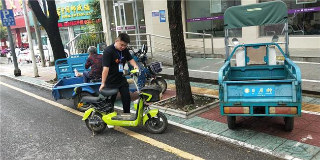 南京六合冶山街道:整治沿街立面 提升市容市貌